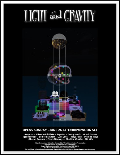 Light and Gravity 2011