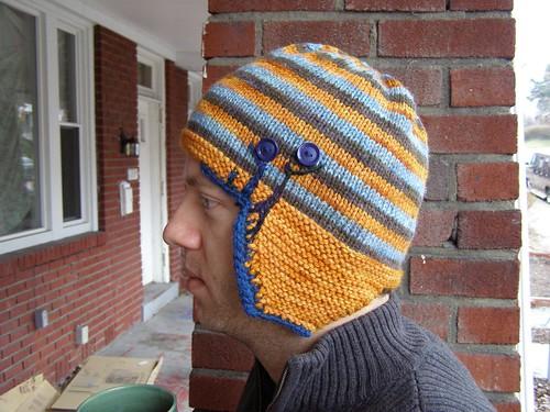 silouette helmet hat