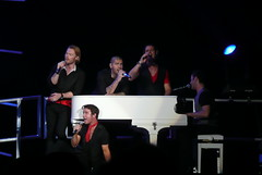Boyzone at the O2