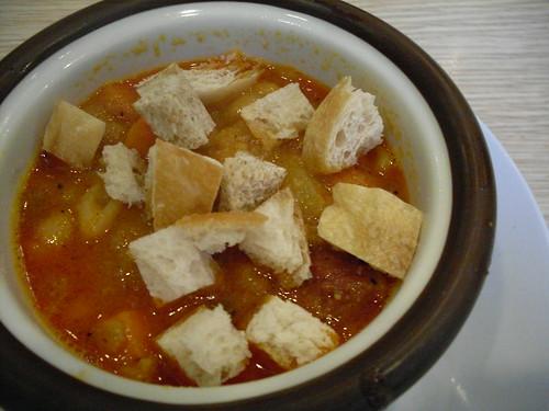 Kooky and Luscious soup