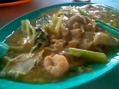 Penang Red Garden char hor fun