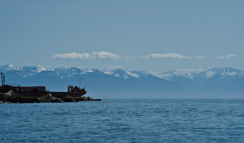 Sunny Baikal