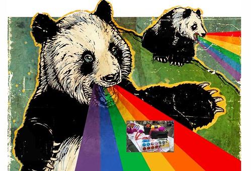 Flickr Panda!