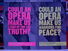 Satyagraha poster