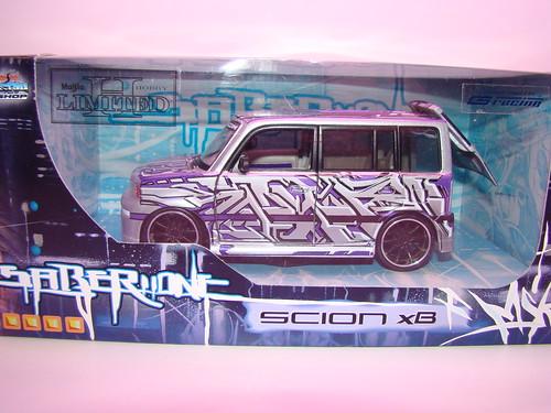 Saber Graf xB's
