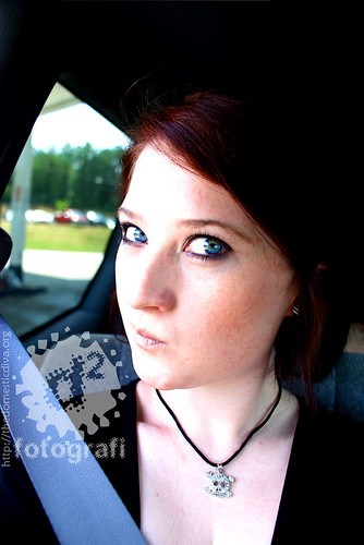 52 Weeks:  Bored in the Car