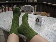Artichoke Socks