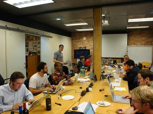 PortableContacts Hackathon