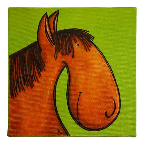 horse with no name - square