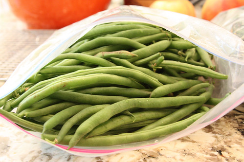 Green Beans for Blanching