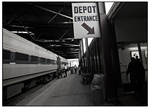 Depot Entrance - Milwaukee