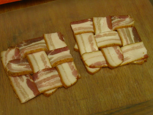 Bacon Baskets