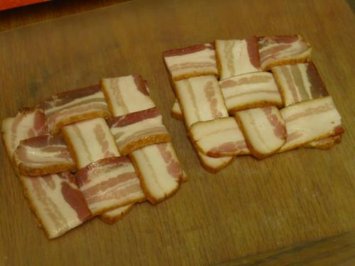 Bacon Baskets