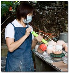 SK Hand-spraying Glaze