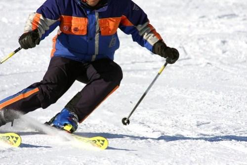 Nacho esquiando 03