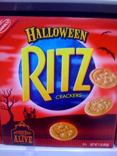 Halloween Ritz
