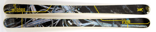 Volkl Ledge Skis 2008