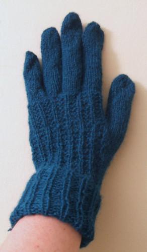 Teal Bestway Glove 2008