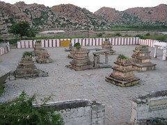 View from Hampi side entrance 2