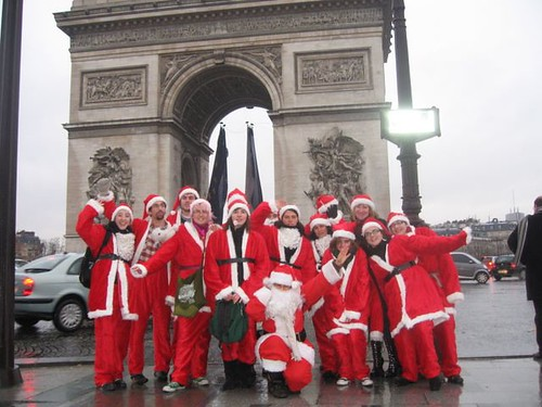 santacon de paris bravo !