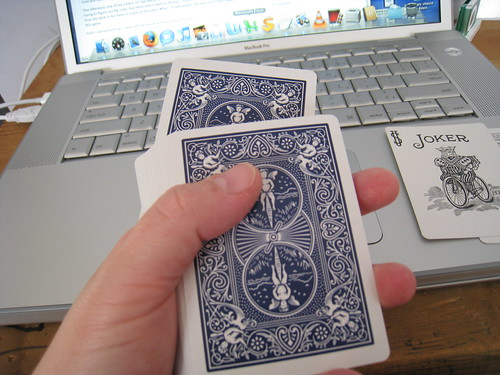 Single Hand Solitaire (2/6)