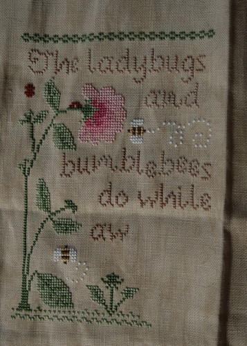 CCN - Ladybugs & Bumblebees WIP