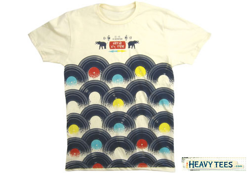 Hi Definition T-Shirt by Heavy Rotation