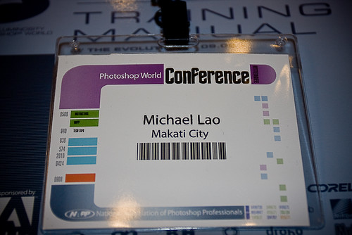Photoshop World Badge