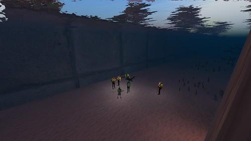 Hunting for Magellan Linden in Nautilus