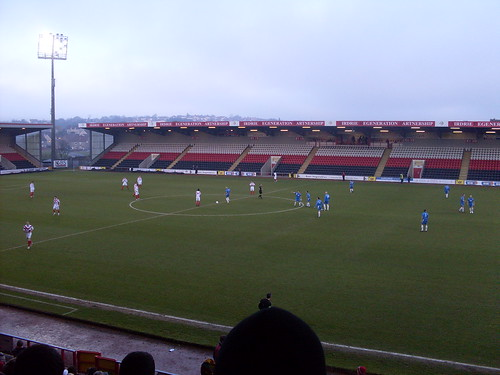 Airdrie United vs. Cove Rangers