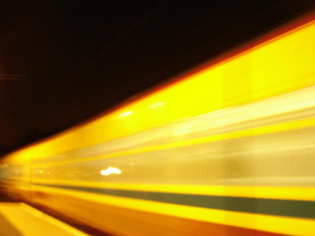 night train home