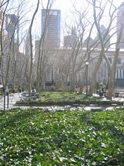 Bryant Park, Manhattan