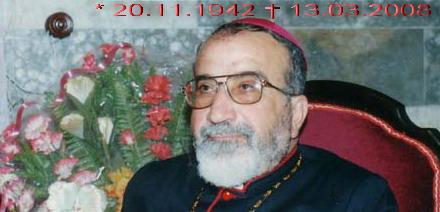 Erzbischof Rahho, Bagdad, Irak