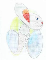 bunny Scribble