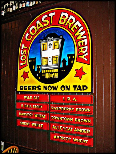 Lost Coast Brewery