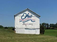 Ohio Bicentennial Barn, Athens County