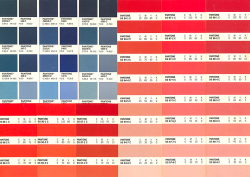 The United States of Pantone