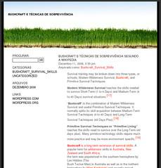 bushcraft.blog