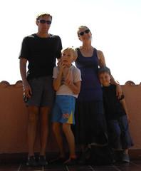 Family Portrait in Croatia