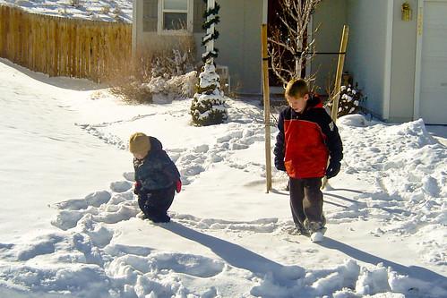 Snow Boys