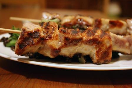 Grilled Miso Glazed Tuna