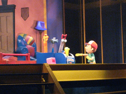As well as Handy Manny (who has a cleverly named screwdriver named Felipe)