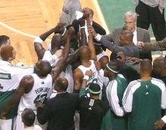 Where team unity happens