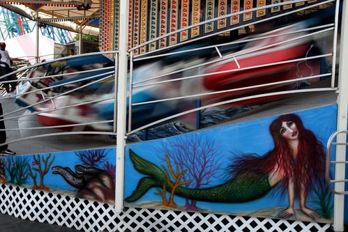 Thunderbolt at Denos Wonder Wheel Park. Photo © Pablo57 via flickr