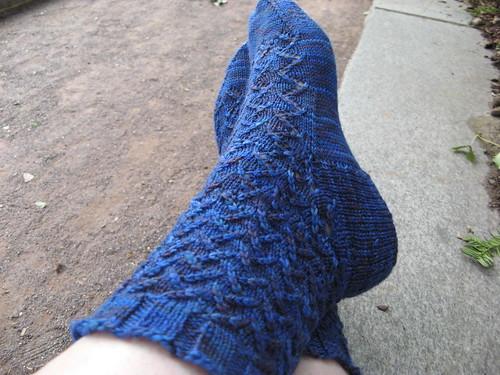 CrossCommuter Socks
