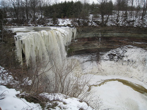 Lower Falls, Ball's Falls