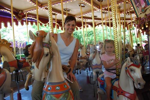 Disney Merry-go-round