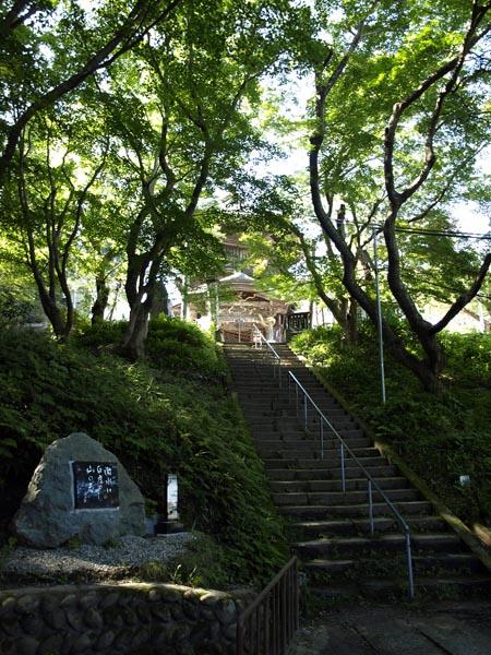 会津若松_厳島神社1