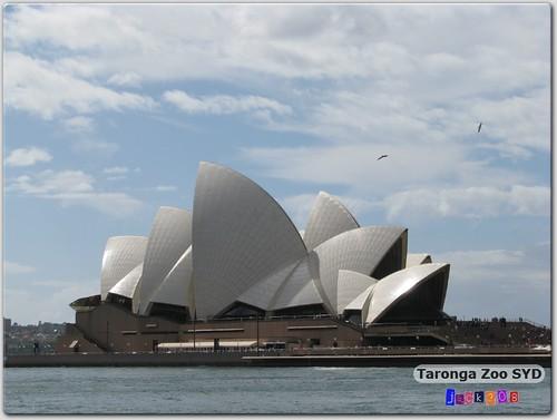 Sydney Opera House SYD