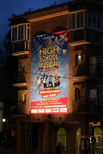 High School Musical comes to Granada